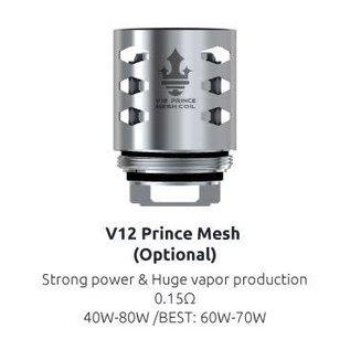 SMOK TFV12 Prince Mesh 3PK