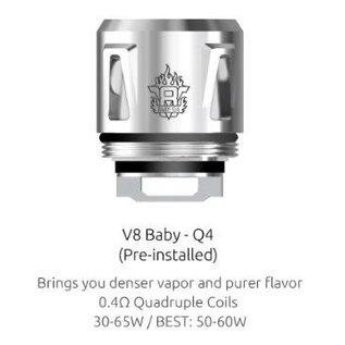 Smok TFV8 Baby Q4 Coil 5 Pk