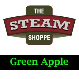 THE STEAM SHOPPE Steam Shoppe - Green Apple