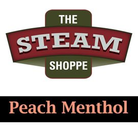 THE STEAM SHOPPE Steam Shoppe - Peach Menthol