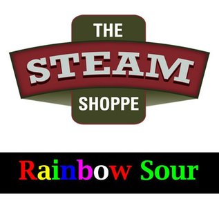 THE STEAM SHOPPE Steam Shoppe - Rainbow Sour
