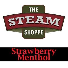 THE STEAM SHOPPE Steam Shoppe - Strawberry Menthol