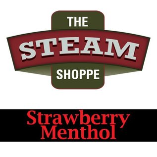 THE STEAM SHOPPE Steam Shoppe - Strawberry Menthol