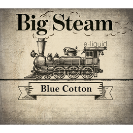 Big Steam Big Steam - Blue Cotton