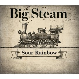 Big Steam Big Steam - Sour Rainbow