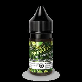 12 Monkeys 12M Salts - Circle of Life