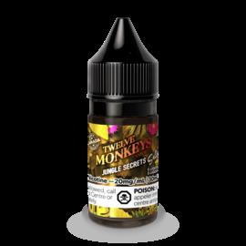 12 Monkeys 12M Salts - Jungle Secrets