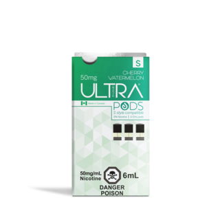 Ultra Ultra S-Pods - Cherry Watermelon