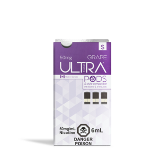 Ultra Stealth Compatible - Ultra Pods - Grape