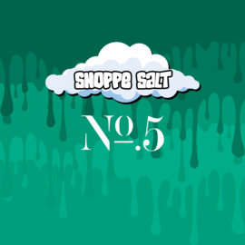Shoppe Salt Shoppe Salt No5