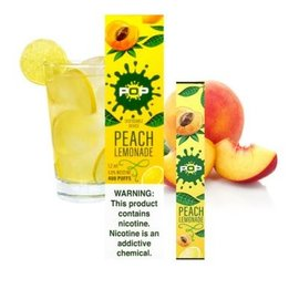 POP BAR POP BAR - Peach Lemonade 5%