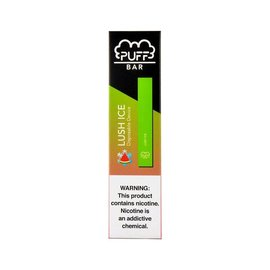 PUFF BAR Puff Bar - Lush ice 5%
