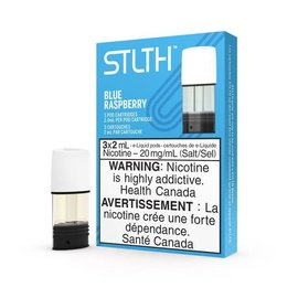 STLTH Pods - Blue Raspberry