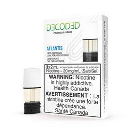 STLTH Pods - Decoded Atlantis