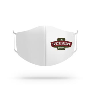 THE STEAM SHOPPE The Steam Shoppe Face Mask
