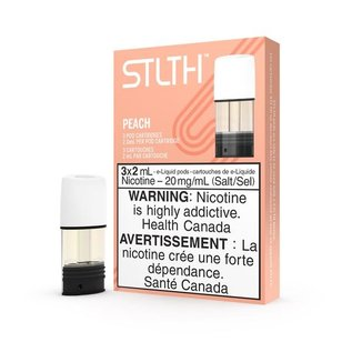 STLTH Pods - Peach