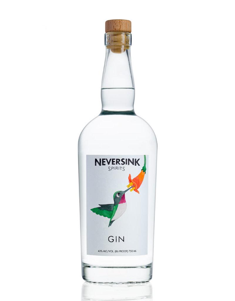 Neversink Gin 750ML