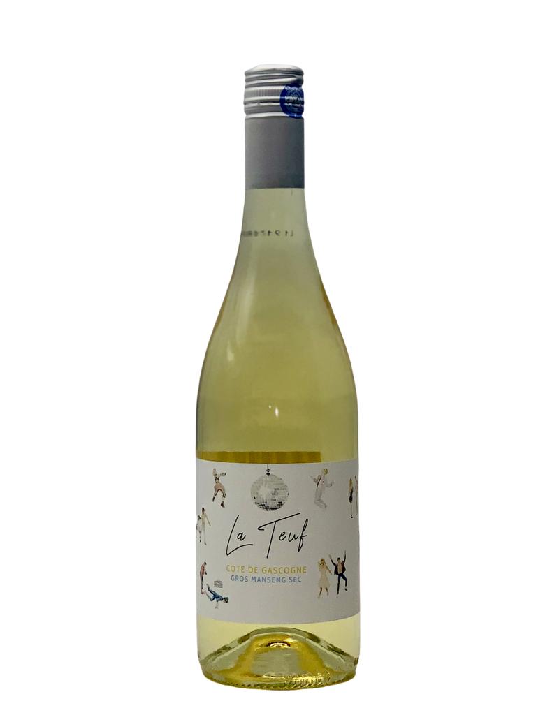 La Teuf Côtes de Gascogne Gros Manseng 2019