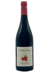 Saint Verny Vignobles Puy de Dome Le Pinot Noir