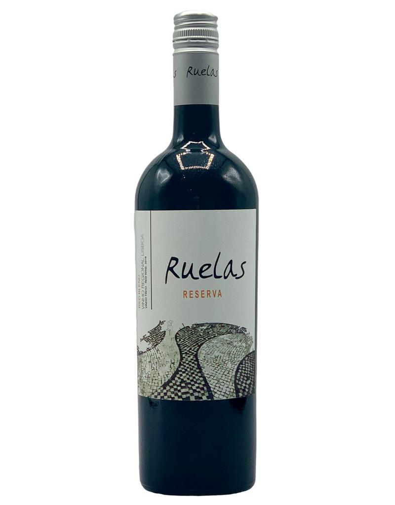 Ruelas Tinto Reserva 2018
