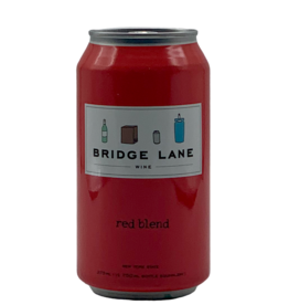 Bridge Lane Red Blend Can
