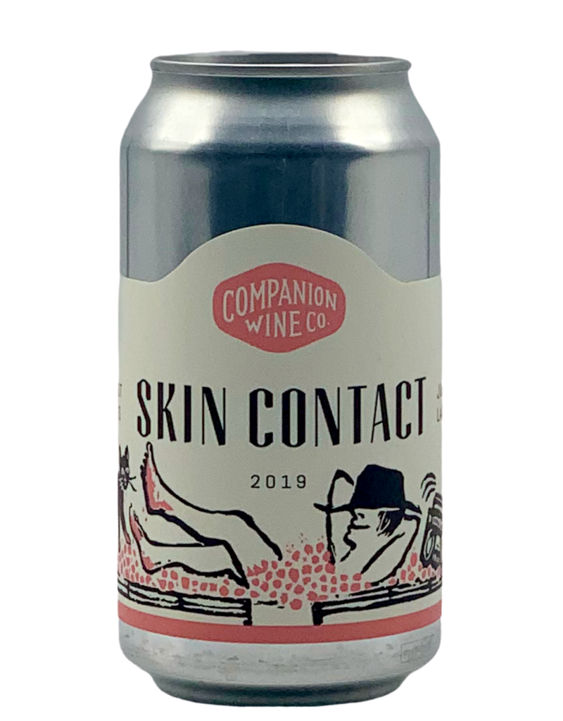 Companion Wine Company Skin Contact Pinot Gris 375ML Can