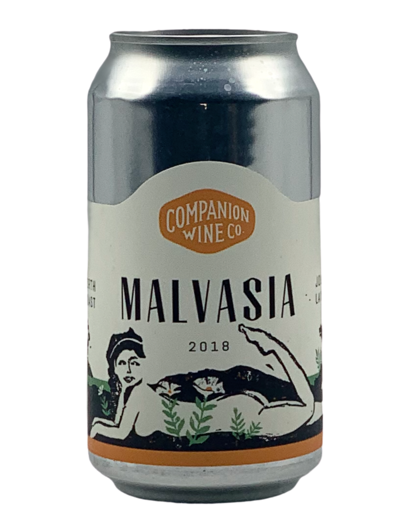 Vom Boden Companion Wine Co. Malvasia 2018 375ML Can