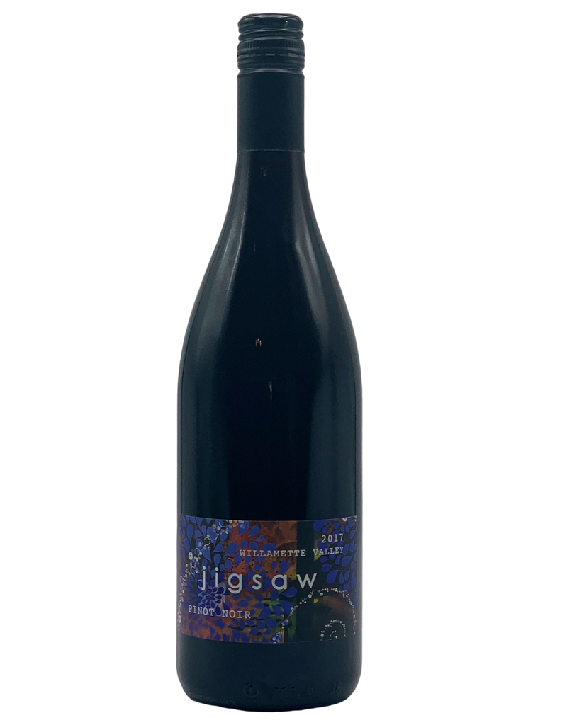 Ransom Wine Co & Distillery Pinot Noir Jigsaw Willamette Valley 2017