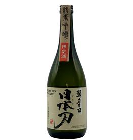 Hananomai Shuzo Katana Junmai Ginjo 720ML