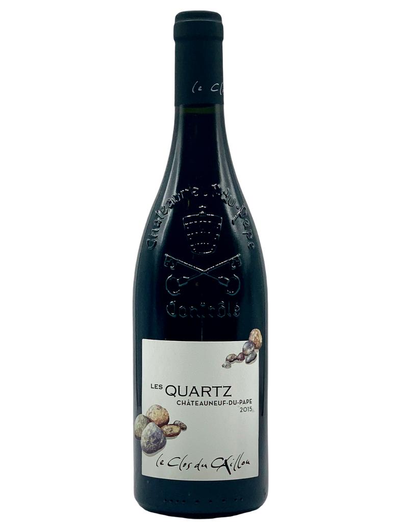 Le Clos du Caillou Châteauneuf-du-Pape Les Quartz Rouge 2015