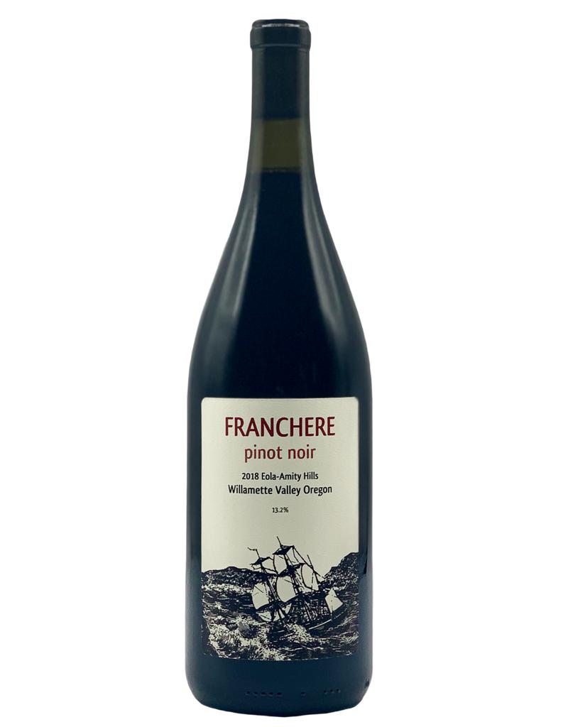 Franchere Wine Company Eola-Amity Hills Pinot Noir 2018