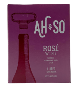 Navarra Ah So rose 4pk