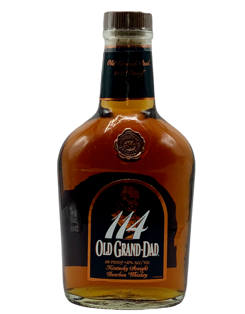 Old Grand Dad Bourbon 114 Proof