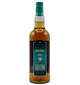 Murray McDavid 15 Year Old 2001 Bowmore Single Malt Scotch Whisky