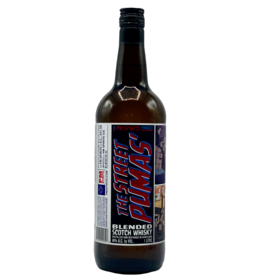 The Street Pumas Blended Scotch Whisky 1L