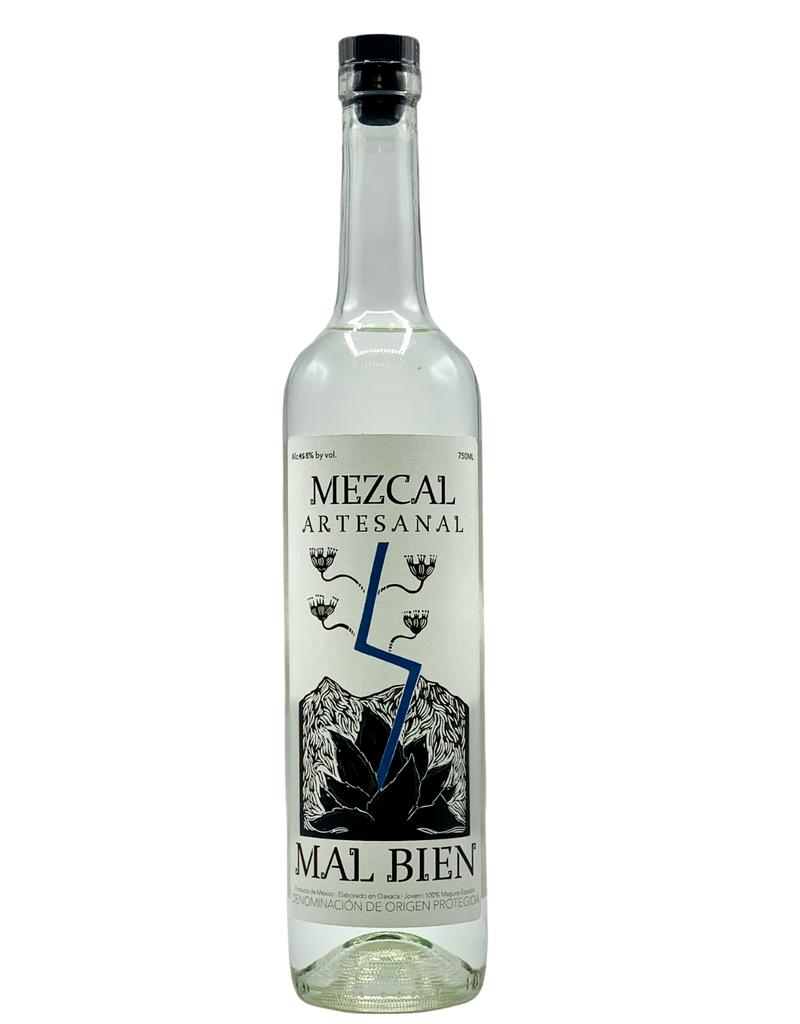 Mal Bien Espadín Mezcal 750ML