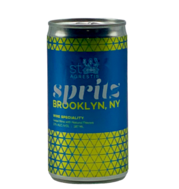 St. Agrestis Aperitivo Spritz 4 Pack of 187ML Cans