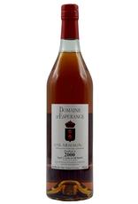 Domaine d'Esperance Bas-Armagnac 2000