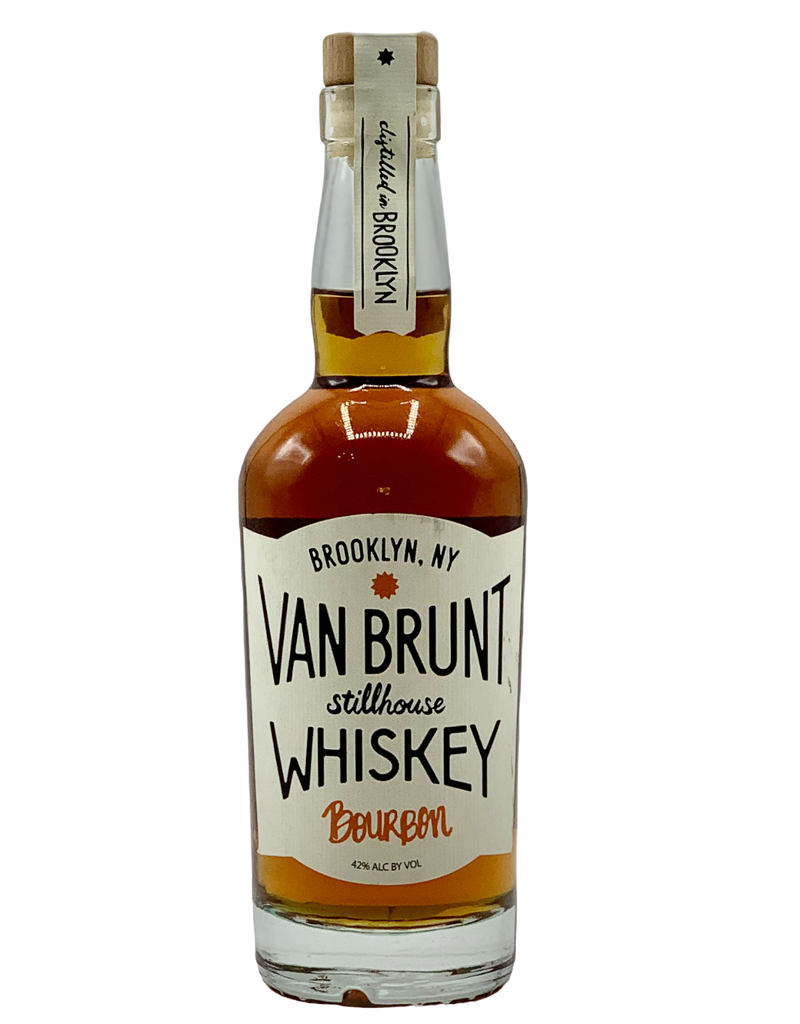 Van Brunt Stillhouse Bourbon 375ML