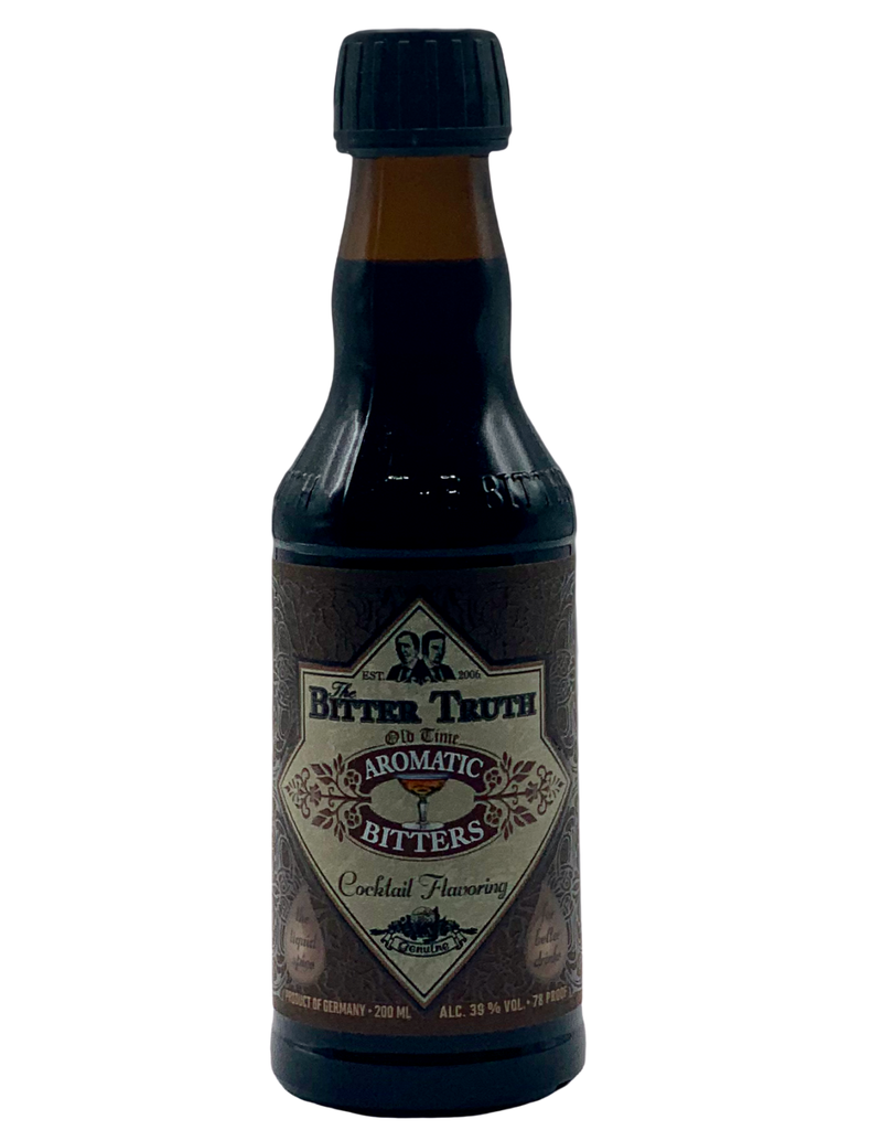The Bitter Truth Old Time Aromatic