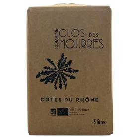 Clos des Mourres Côtes-du-Rhône 2018 5 Liter Box