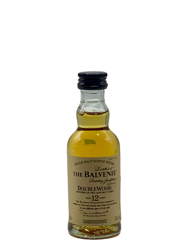 Balvenie 12 Year Double Wood 50ML