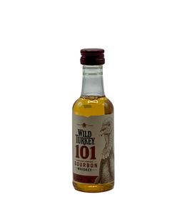 Wild Turkey Bourbon 101 Proof 50ML