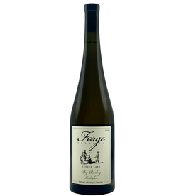 Forge Cellars Riesling Dry Leidenfrost Finger Lakes 2018