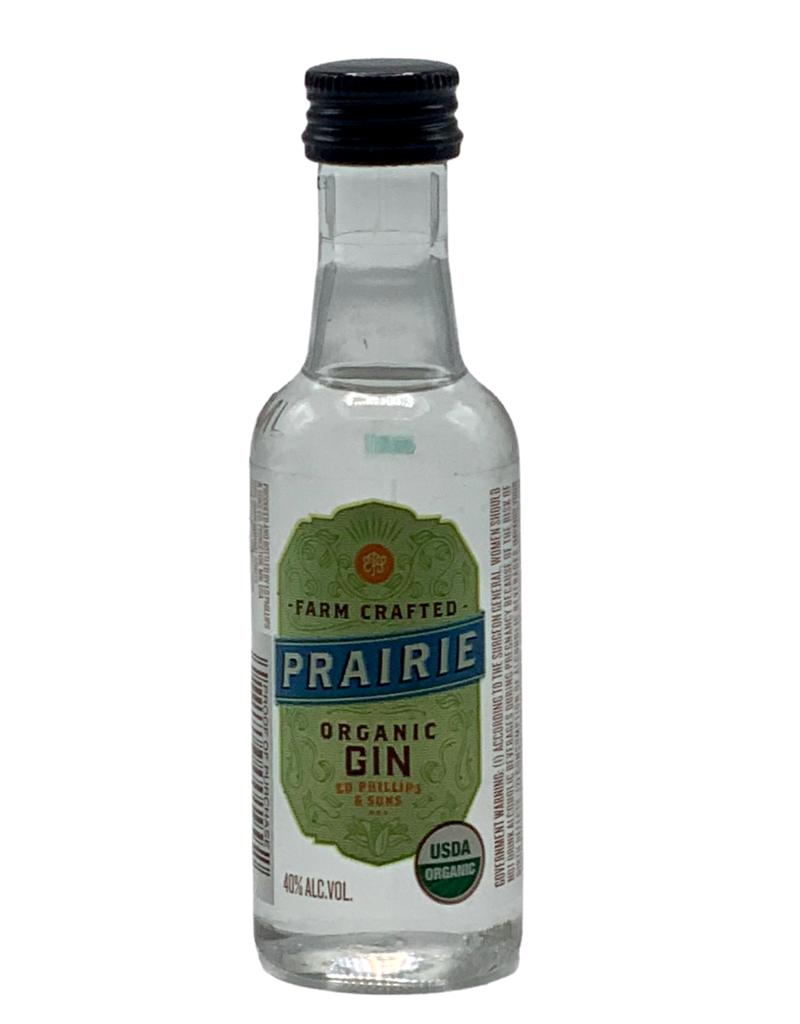 Prairie Spirits Organic Gin 50mL