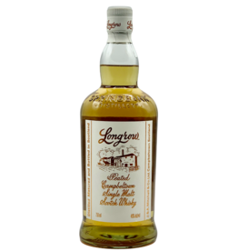 Longrow Scotch Single Malt Peated