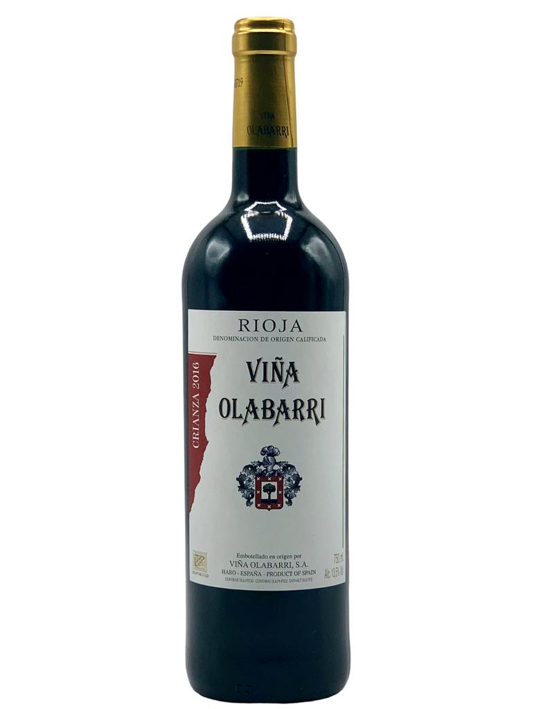 Vina Olabarri Rioja Crianza 2016