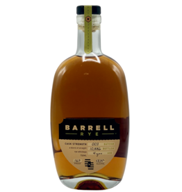 Barrell Craft Spirits Rye Whiskey Batch No. 3