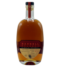 Barrel Bourbon Singel Barrell E543