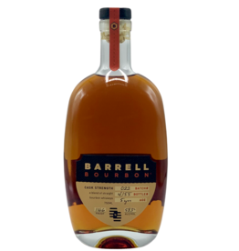 Barrell Craft Spirits Kentucky Whiskey Batch #22 116.6 Proof